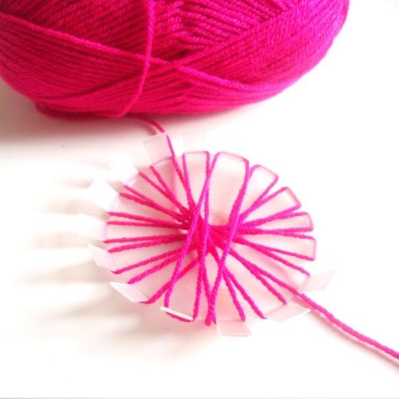 loom flower 2